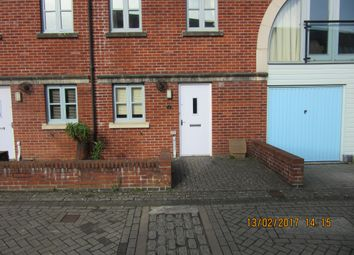Thumbnail 4 bed town house to rent in Brunel Court, Truro, Cornwall