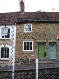 Thumbnail 1 bed terraced house to rent in Crofters, Greenhill, Sherborne, Dorset