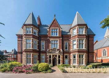 Thumbnail 2 bed flat for sale in Montague House, Repton Park, Woodford Green