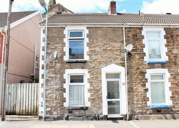 Thumbnail 3 bedroom end terrace house for sale in Glantawe Street, Morriston, Swansea
