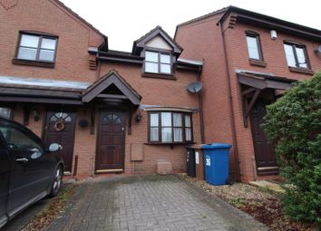Thumbnail 2 bed terraced house to rent in Scholars Gate, Burntwood