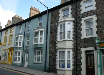 Thumbnail 3 bed terraced house for sale in Bridge Street, Aberystwyth