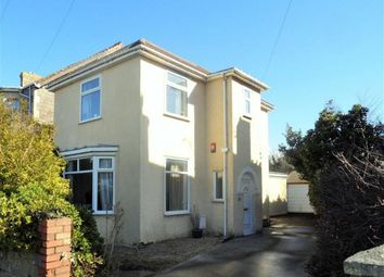 Thumbnail 3 bed detached house for sale in Devonshire Road, Weston-Super-Mare