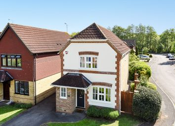 Thumbnail 3 bed link-detached house for sale in Goldsmith Close, Wokingham