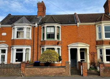 Thumbnail 3 bed terraced house to rent in Kingsley Road, Northampton