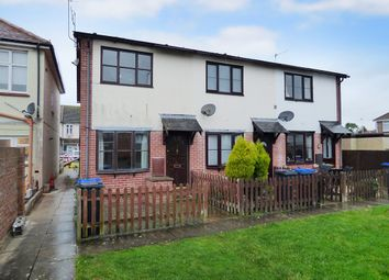 Thumbnail 1 bed end terrace house for sale in Shandon Road, Broadwater, Worthing