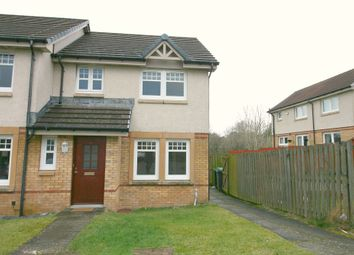 Thumbnail 3 bed terraced house for sale in Mcmahon Drive, Newmains