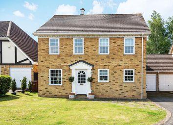 Thumbnail 4 bed detached house for sale in Claridge Court, Hempstead, Gillingham