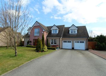Thumbnail 5 bed detached house for sale in Provost Black Way, Banchory