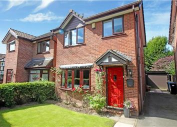 Thumbnail 3 bed detached house for sale in Rostrevor Road, Stockport