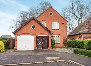 Thumbnail 3 bed detached house for sale in Hornecroft, Rothley