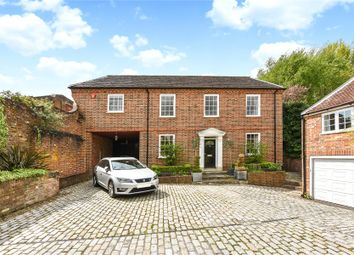 Thumbnail 5 bedroom detached house for sale in Captains Row, Lymington, Hampshire