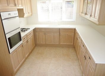 Thumbnail 4 bed detached house to rent in Moorside Drive, Penwortham, Preston