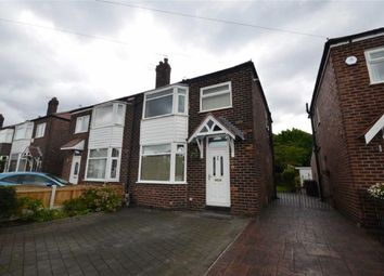 Thumbnail 3 bed semi-detached house to rent in Melling Avenue, Heaton Chapel, Stockport