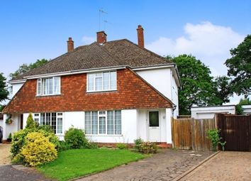 Thumbnail 3 bed semi-detached house for sale in Aven Close, Cranleigh