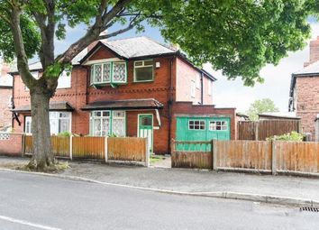 Thumbnail 3 bed semi-detached house for sale in Addison Road, Stretford, Manchester, Greater Manchester