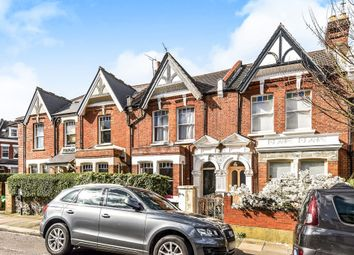 Thumbnail 4 bedroom terraced house for sale in Harold Road, London