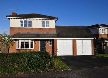 Thumbnail 4 bed detached house to rent in Baldenhall, Malvern