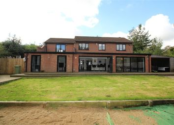 Thumbnail 5 bed detached house for sale in Gatcombe, Great Holm, Milton Keynes
