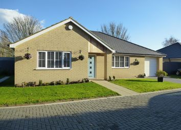 Thumbnail 3 bed detached bungalow for sale in Mader Close, Parson Drove, Wisbech