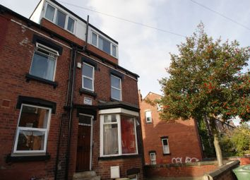 Thumbnail 6 bed terraced house to rent in Royal Park Terrace, Hyde Park, Leeds