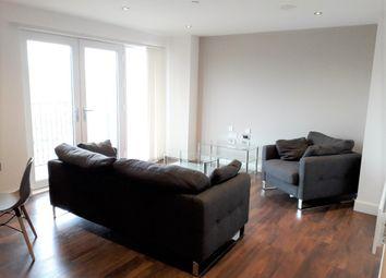 Thumbnail 1 bed flat to rent in Wilburn Basin Ordsall Lane, Salford
