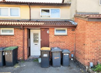 Thumbnail 1 bed terraced house for sale in Lymington Gardens, Bedford, Bedfordshire