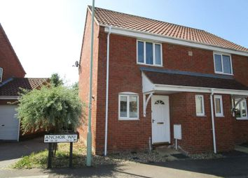 Thumbnail 2 bedroom semi-detached house to rent in Anchor Way, Carlton Colville, Lowestoft