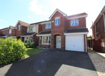 Thumbnail 4 bed detached house for sale in Connaught Drive, Thornton