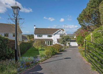Thumbnail 4 bedroom detached house for sale in Brynview Close, Reynoldston, Swansea