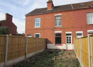 Thumbnail 2 bed terraced house for sale in Belmont Terrace, Thorne, Doncaster