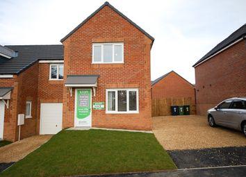 Thumbnail 2 bed semi-detached house for sale in 3 Rosecroft Lane, Loftus