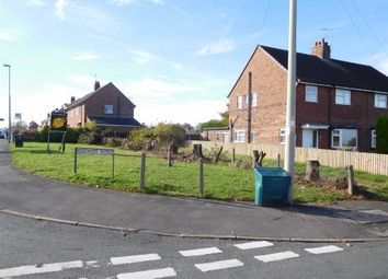 Thumbnail Land for sale in Vernon Avenue & Meadowside Avenue, Stoke-On-Trent, Staffordshire