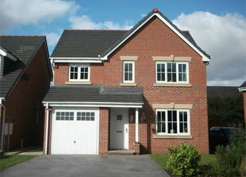 Thumbnail 4 bed detached house for sale in Sulis Gardens, Worksop, Nottinghamshire