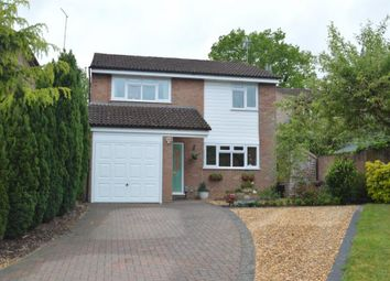 Thumbnail 4 bed detached house for sale in Bridges Close, Wokingham