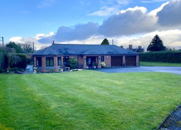 Thumbnail 3 bed bungalow for sale in Ash Mount, Audlem Road, Woore, Crewe