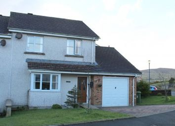 Thumbnail 3 bed property for sale in Sprucewood Close Higher Foxdale, Isle Of Man
