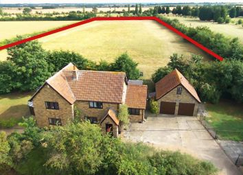 Thumbnail 4 bed property for sale in Fen Lane, North Ockendon, Upminster