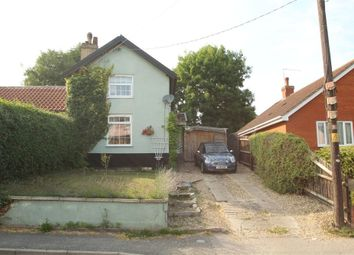 Thumbnail 2 bedroom cottage for sale in Poplar Hill, Combs Ford, Stowmarket, Suffolk