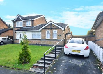 2 bed bungalow for sale in Brentwood Drive, Farnworth, Bolton BL4