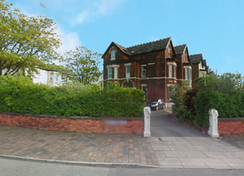 Thumbnail 3 bed flat for sale in 12 Knowsley Road, Southport, Merseyside