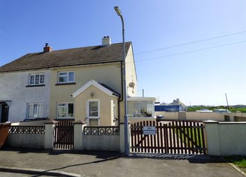Thumbnail 3 bed semi-detached house for sale in Oaklands Terrace, Wiston, Haverfordwest