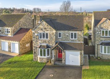 Thumbnail 4 bed detached house for sale in Trust Fold, Burton Salmon, Leeds