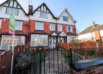 Thumbnail 4 bed terraced house for sale in Somerset Road, Heaton, Bolton