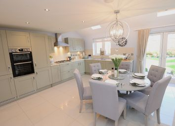 Thumbnail 4 bed detached house for sale in Henhurst Hill, Burton-On-Trent