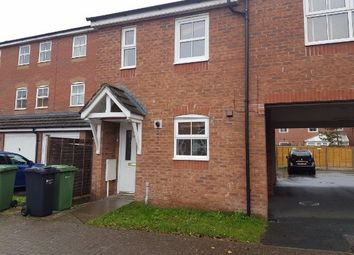 Thumbnail 2 bed end terrace house to rent in Kernal Road, Hereford