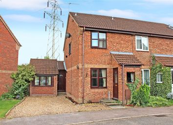 Thumbnail 3 bed semi-detached house for sale in Freeman Close, Loddon, Norwich, Norfolk