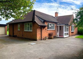 Thumbnail 4 bed bungalow to rent in Golf Course Road, Stanton-On-The-Wolds, Keyworth, Nottingham