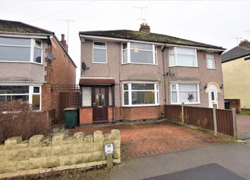 Thumbnail 3 bedroom semi-detached house to rent in Hartland Avenue, Wyken, Coventry