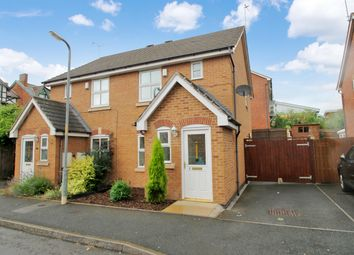 Thumbnail 2 bedroom semi-detached house to rent in Honeychurch Close, Redditch